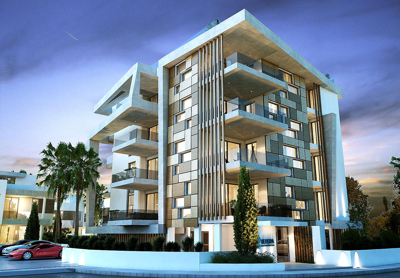 аппартаменты на Кипре
