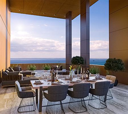 Dream Tower Кипр