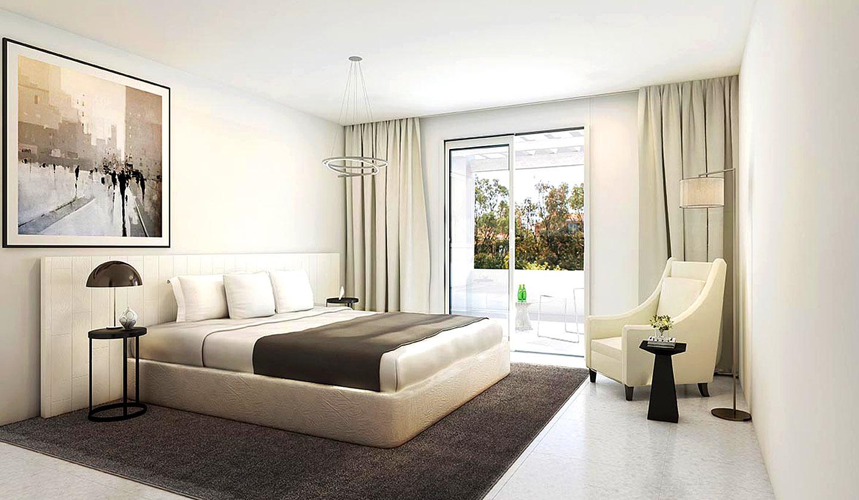 апартаменты Domus на Кипре